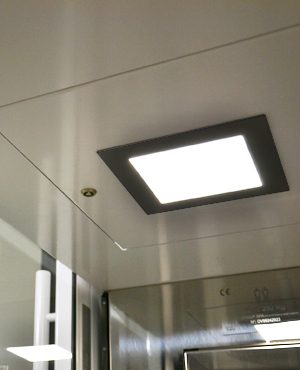 Energieeffizienz bei Aufzügen mit LED Beleuchtung