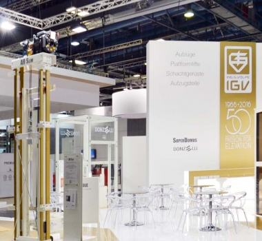 IGV Group in Interlift 2015
